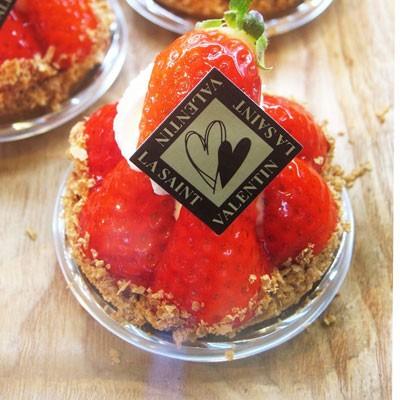 完熟苺のタルト2