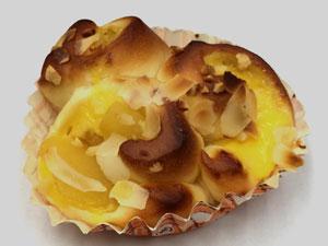アーモンドアップルパン